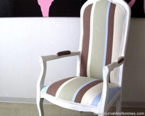 fauteuil voltaire moderne