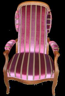 fauteuil_voltaire_design_rose_restauré